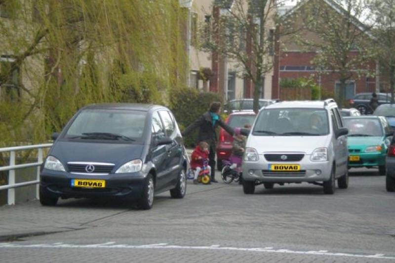 ouders en verkeer