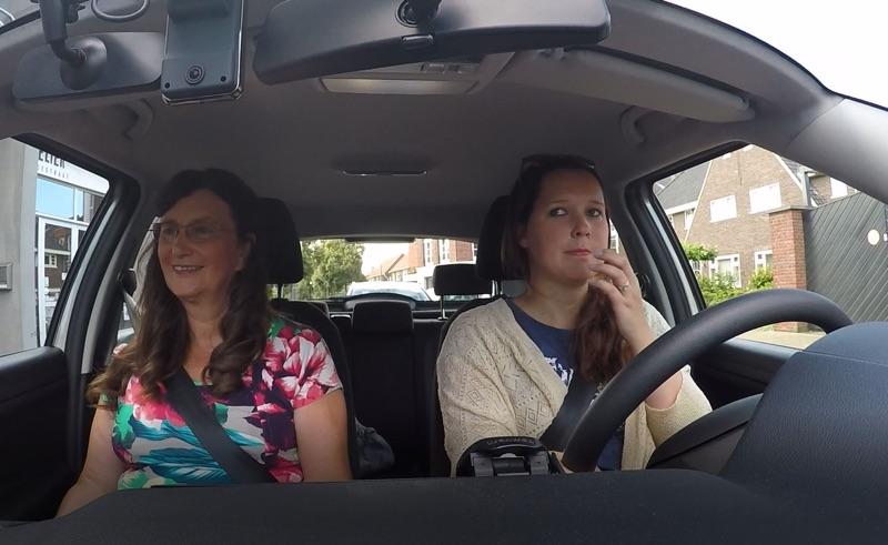 Angst om te rijden